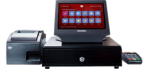 Menulux POS Hardware Kit